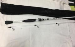 USED: Spinning rods and fish rod travel tube
