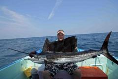 FISHING IN ROMPIN PAHANG FOR SAILFISH