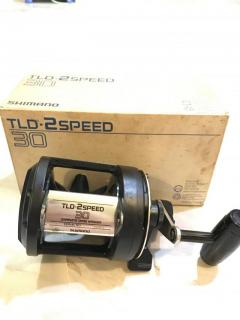 XMas Sale: Made in Japan Shimano TLD 30 2speed