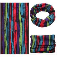Bandana. Headbuff. Multi scarf