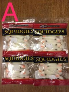Squidgies Rubber
