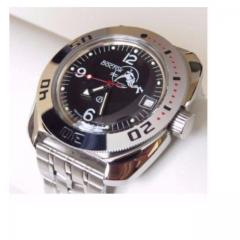 NEW RUSSIAN WATCH -AUTOMATIC -DIVER-WATCH 200M