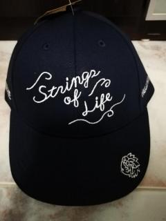 Sunline 40th Anniversary Hello Kitty Limited Edition Cotton Cap (Navy Blue)