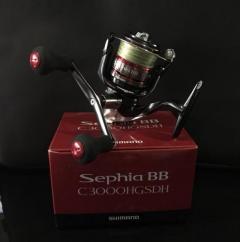 *Mint Condition*Shimano Sephia C3000HGSDH