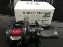 Daiwa alphas air 5.8R (brand new)