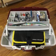 Plano One Tray Fishing Tackle Box
