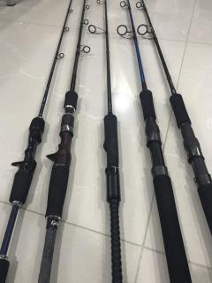 jigging rods ( Japan )