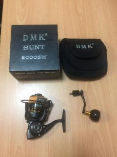 DMK Hunt 2000SW Reel