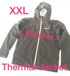 Price reduced. BKK XXL FISHING TERMAL JACKET.