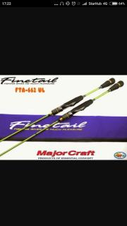 Majorcraft Fine tail FTA662UL