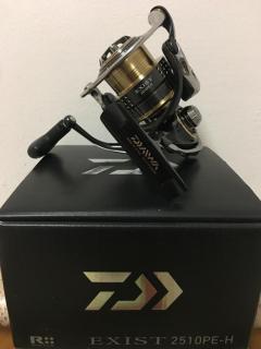 Daiwa Exist 2510PE-H (Made In Japan)