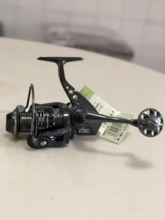 Fishing reel size 2500 with power handle