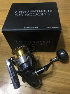 WTS Shimano Twinpower SW 6000 PG