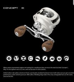 Wtb concept C 7.3/8.1 Leftie