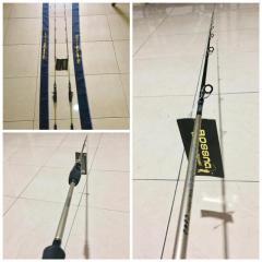 Bossna BS Monster HDCC Jigging Rod
