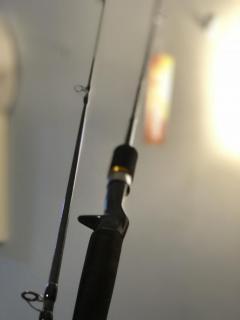 Crony baitcasting rod