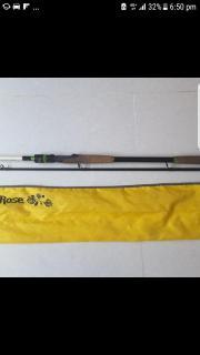 LEMAX - blackrose 9ft rod