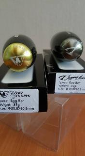 Jigging Master egg knob
