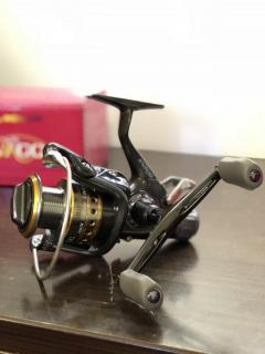Fishing reel Baitrunner