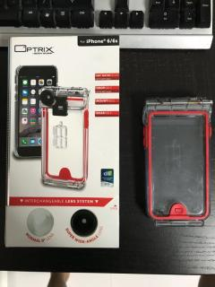 Iphone 6 water proof casing
