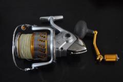 Shimano Stella 18000 plus JM 25k spool