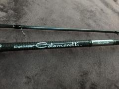 GraphiteLeader  calamaretti 802L (No Nego) with 2 free brand new Yamashita egi