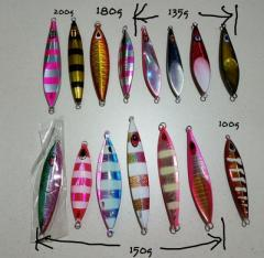 Slow fall jigs for sale