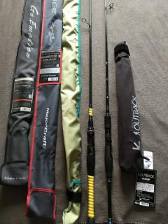 Selling 6 Spinning Rod