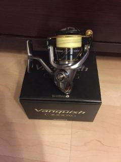 Shimano vanquish C3000(mint condition)