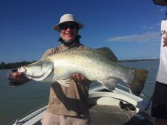 Fish Darwin - DARWIN BARRA FISHING CHARTERS