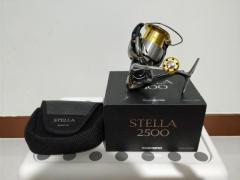 Stella 2500 + Tailwalk Rod = $700 negotiable