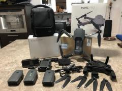 Dji Mavic Pro Flymore Combo With 3 Extra Batteries