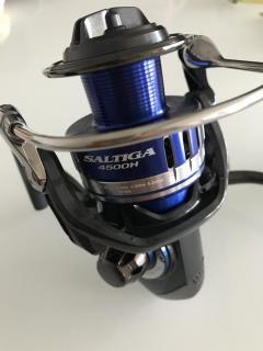 Saltiga 4500H latest edition