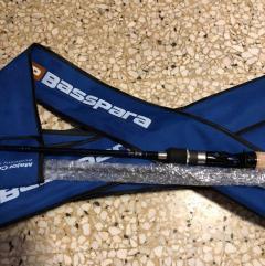 Basspara majorcraft baitcasting rod
