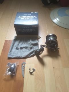 Shimano Ocean Jigger 4000P