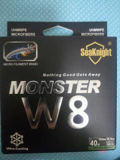 Seaknight monster w8 40lbs