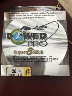Powerpro Super slick