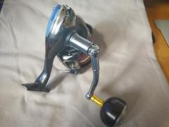 Shimano 09 Twinpower SW12000HG