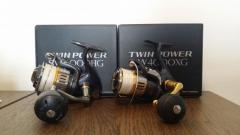 Shimano twinpower SW 4000XG and 6000HG