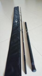 Temple Reef Ronin 83-6 PE 5-7 Popping Rod