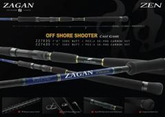 Zagan off shore casting rod