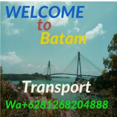 Batam tour and car service,includ driver,fuel,parking and free wufi,drink