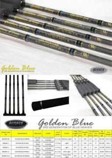 Brand new Senses Golden Blue GBJ602-L
