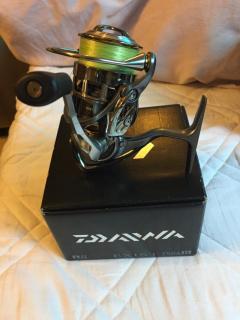 Daiwa exist 2506h