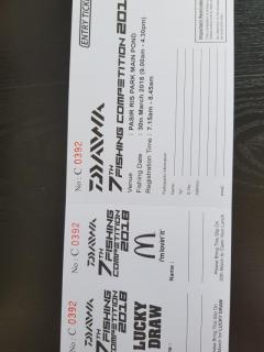 Daiwa Fishing Competition 2018