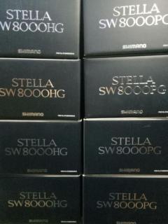 Stella SW 8000/10000 & 14000 restock