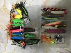 Toman lures for sales