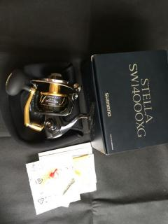 Shimano Stella sw14000