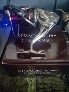 Shimano 16' stradic Ci4+ 3000HGFB