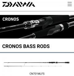 Daiwa Cronos 701MLFS
